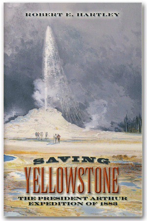 Saving Yellowstone cover